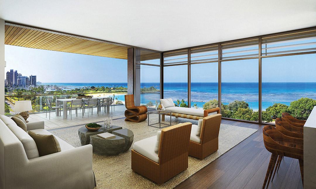 Luxury Apartments Honolulu Hawaii