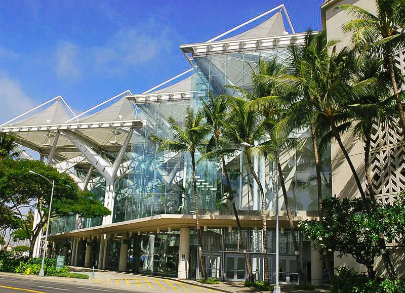 Hawaii Convention Center Featured Image